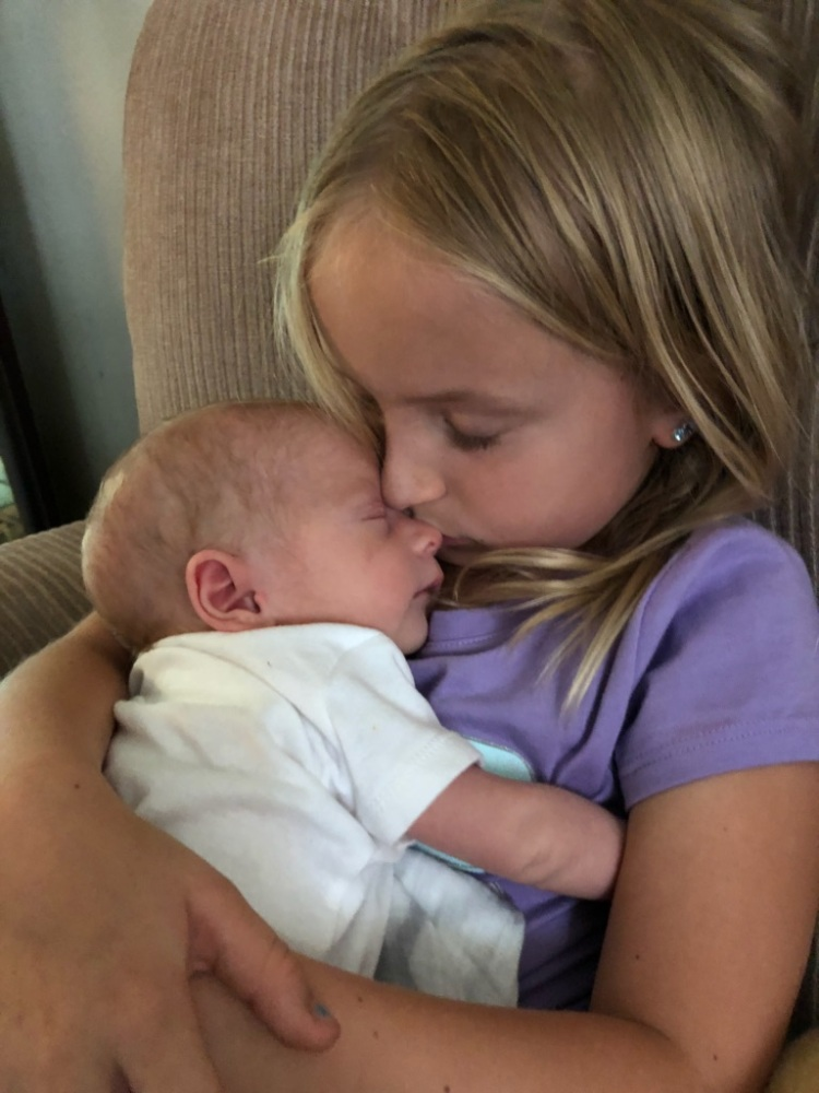Annika and Silas
