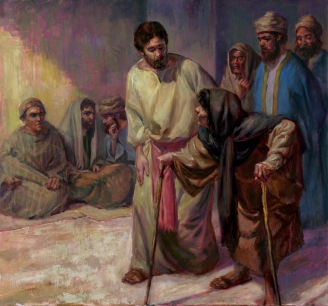 Jesus heals bent woman.jpg