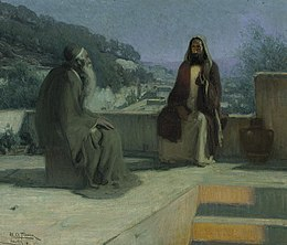 260px-Henry_Ossawa_Tanner_-_Jesus_and_nicodemus